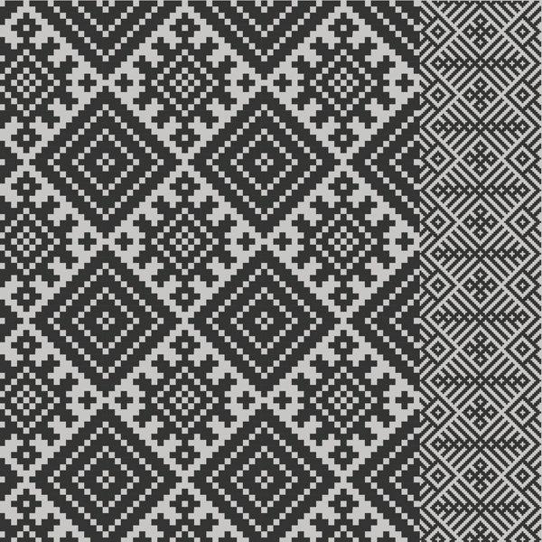 FREE SHIPPING kilim Pattern Decorative PVC vinyl mat linoleum rug - dark gray- k-410
