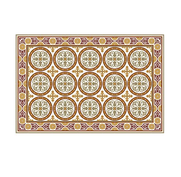 free-shipping-tiles-pattern-decorative-pvc-vinyl-mat-linoleum-rug-orange-and-bordeaux-811-5897b1aa2.jpg