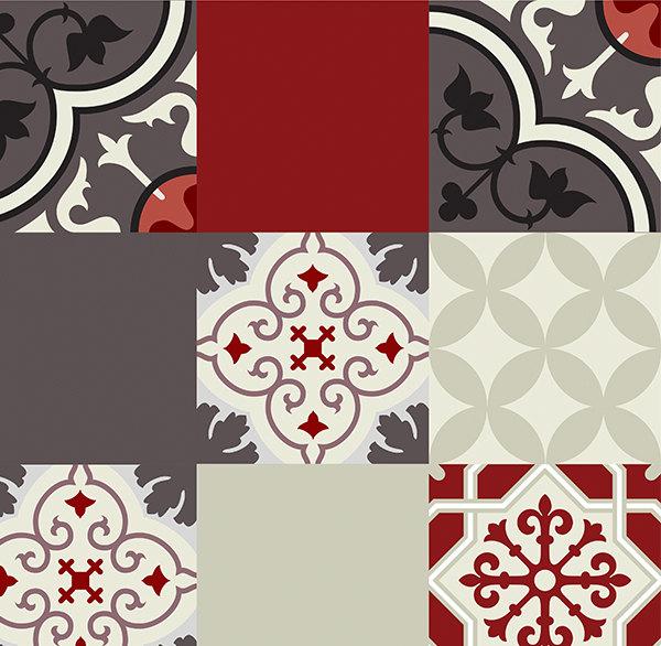 pvc-vinyl-mat-tiles-pattern-decorative-linoleum-rug-301-color-mix-pvc-rug-free-shipping-5897b1773.jpg