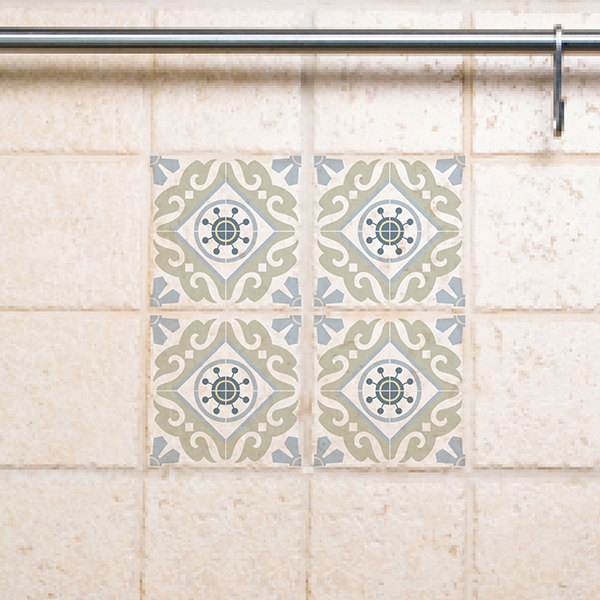 Tile Wall Decals Stickers 212