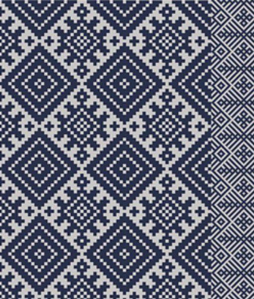 Kilim Rug, kilim Pattern,boho style, boho decor, Decorative PVC, vinyl mat, linoleum rug, gray,  dark blue- k- 412