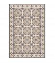 Kitchen Mat, Kitchen décor, Mat, rustic kitchen, Decorative tiles, area rug , Printed big mat, Pvc mat, beige & brown, no. 220