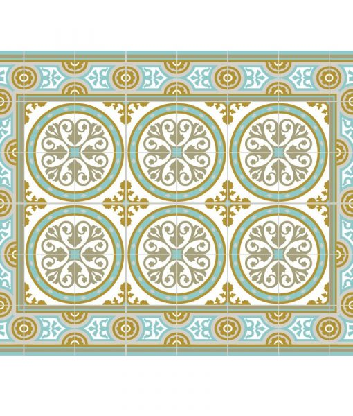Pvc placemat, table wearing , Home gifts, Kitchen décor placemat, dining table wear, decorative tiles, chrisms gift, design 179