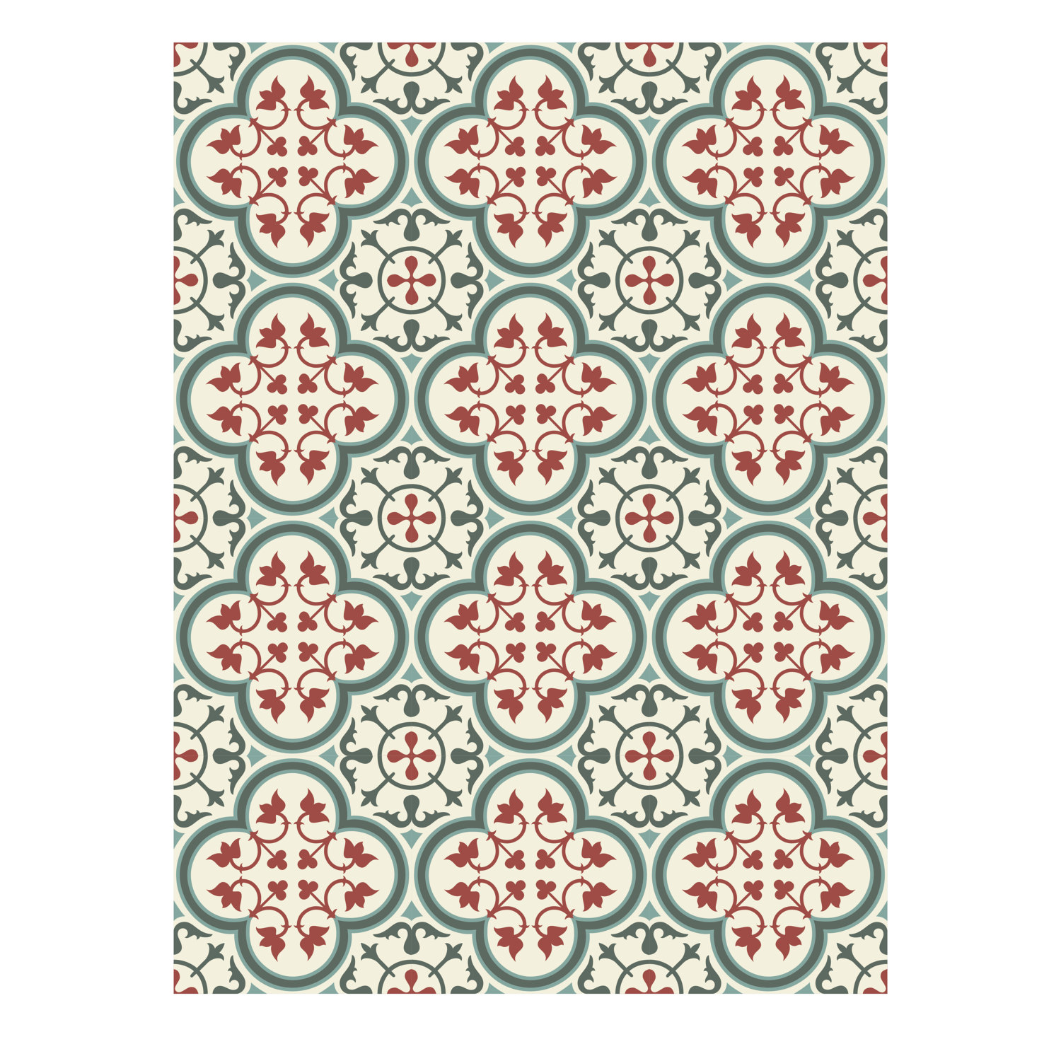 Floor Tile Decalsstickers Vinyl Decals Self
