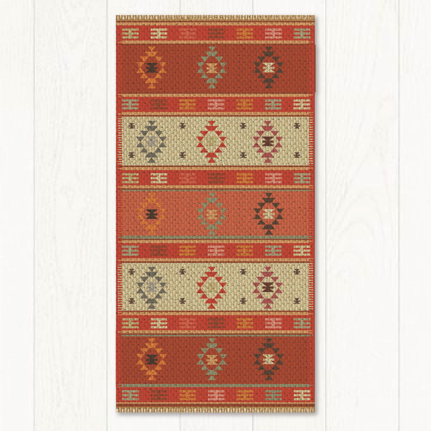 warm interior xsmall stylish rugs shiraz red orange colour rug room terracotta kukoon burnt entrance brown