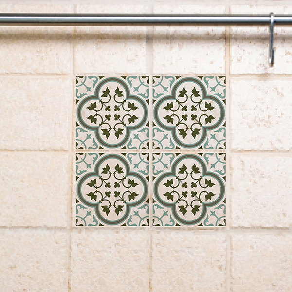 Tile Wall Decals Stickers 170