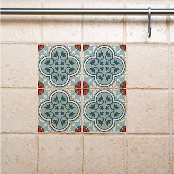 Tile Wall Decals Stickers 175