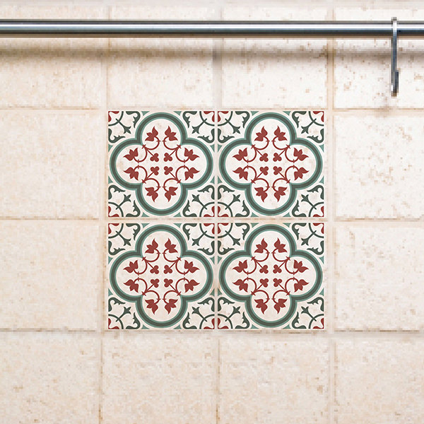 Tile Wall Decals Stickers 177
