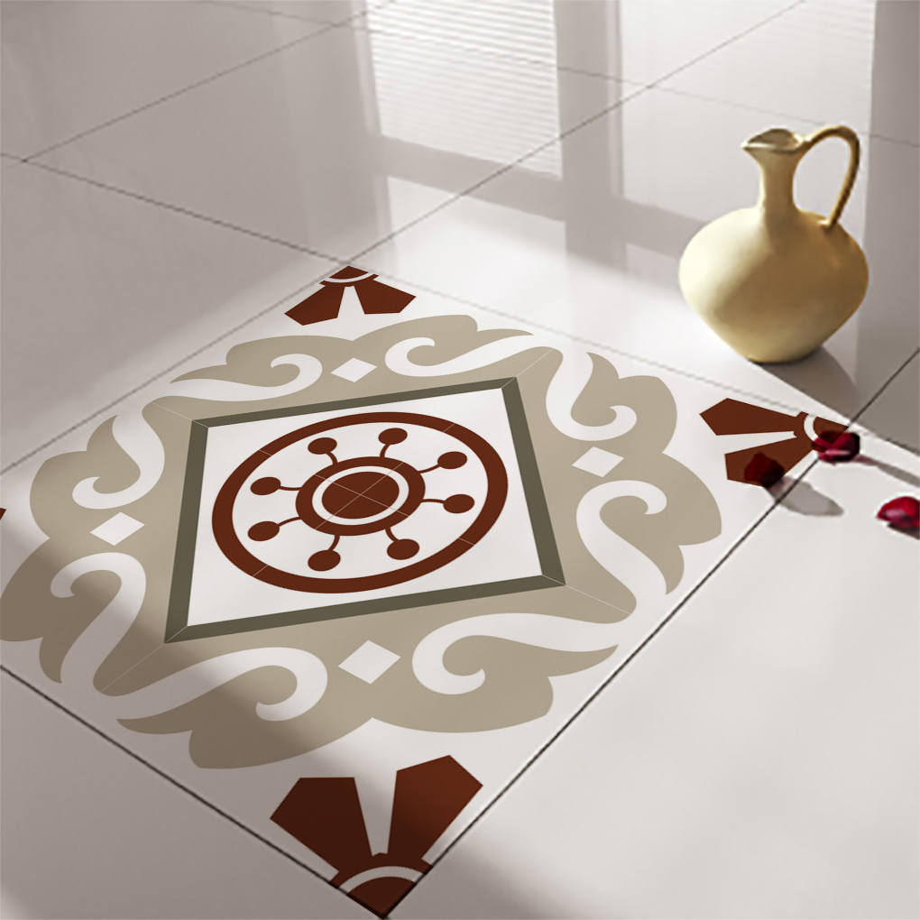Floor Tile DecalsStickers Vinyl Decals