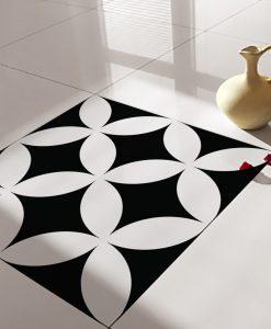 Floor Tile Decals Stickers Vinyl Self Adhesive Decorative Flooring Removable No 132 Vanill Co