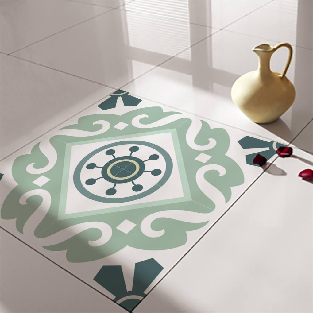 Floor Tile Decals Stickers Vinyl