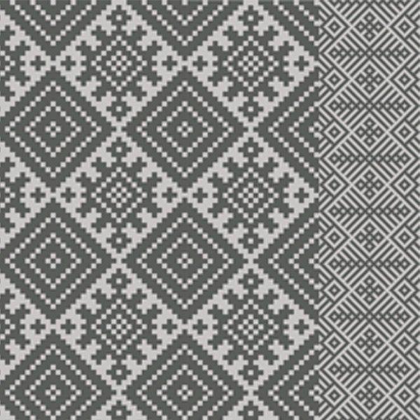Kilim Rug, kilim Pattern,boho style, boho decor, Decorative PVC, vinyl mat, linoleum rug- gray- k- 411