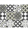 Mix Tile Decals  Kitchen/Bathroom tiles vinyl floor tiles free shipping – design 312