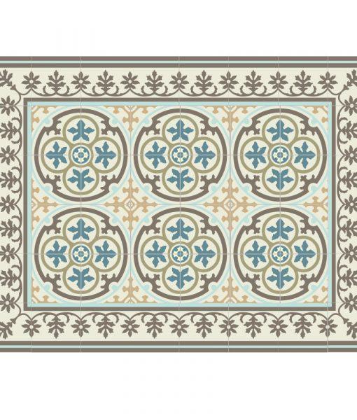 Placemat, PVC , Tile decoration design, Dinning wear, Table wear , Holidays gift, chrismas gift, Centerpiece, table decoration, design 104