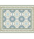 Placemat, PVC , Tile decoration design, Dinning wear, Table wear , Holidays gift, chrismas gift, Centerpiece, table decoration, design 178