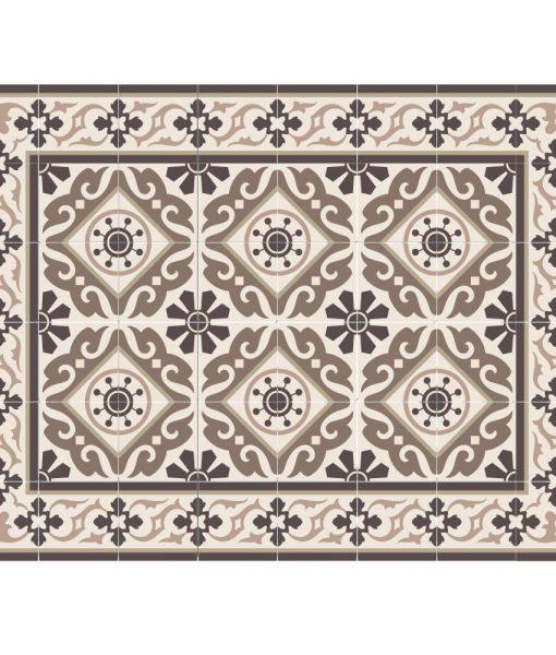 Placemat, PVC , Tile decoration design, Dinning wear, Table wear , Holidays gift, chrismas gift, Centerpiece, table decoration, design 210