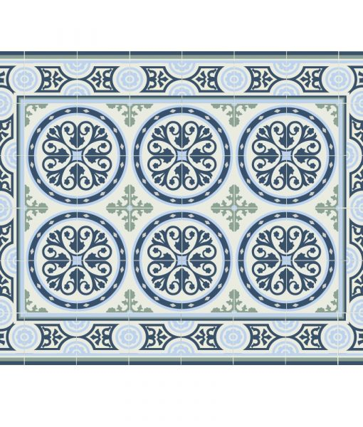 Placemat, PVC , Tile decoration design, Dinning wear, Table wear , Holidays gift, chrismas gift, Centerpiece, table decoration, design 813
