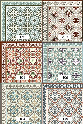 SAMPLE – Pvc Vinyl Mat, Linuleum Rug – SAMPLE ONLY – free shipping