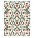 Tile Decals Kitchen/Bathroom tiles vinyl floor tiles free shipping – design 177