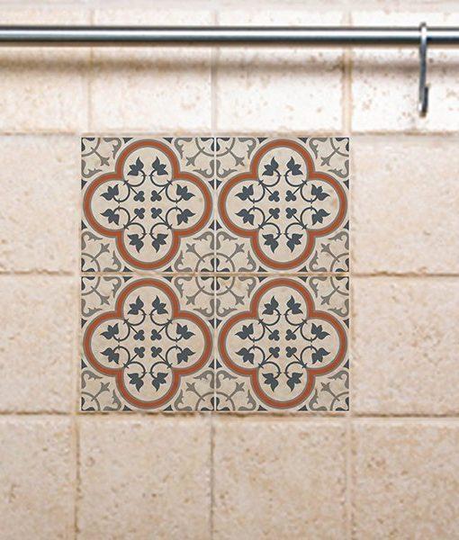 Tile Decals,  Kitchen/Bathroom tiles, vinyl, wall floor tiles, kitchen decoratiom, free shipping – 179