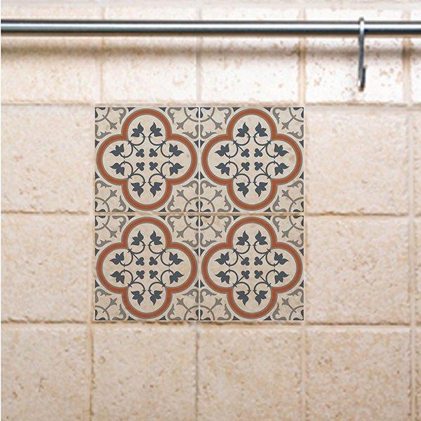 Kitchen Bathroom Tiles Vinyl Wall