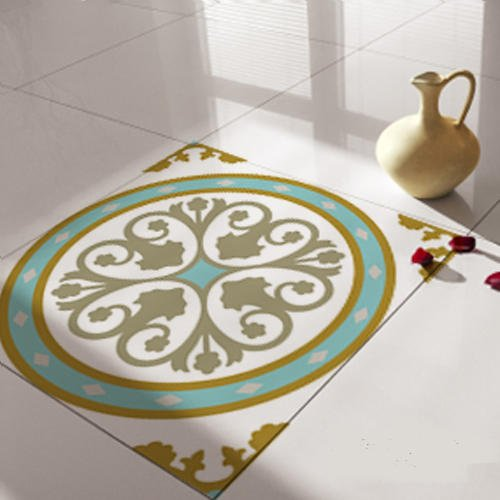 Tile Decals Kitchen Bathroom Tiles Vinyl Wall Floor Tiles Kitchen Decoratiom Free Shipping 812 Vanill Co